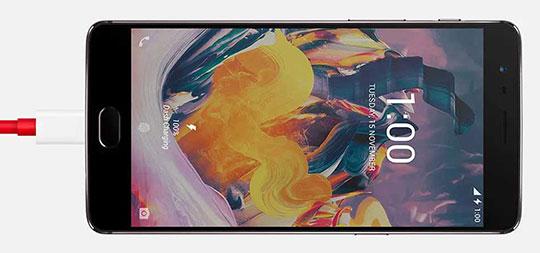 OnePlus 3T 4G Smartphone - 3