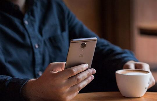 OnePlus 3T 4G Smartphone - 4