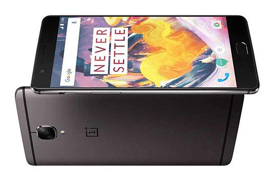 OnePlus 3T 4G Smartphone - 6