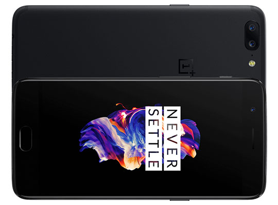 OnePlus 5 4G Smartphone