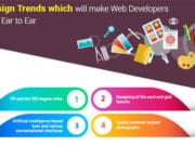Web Design Trends which will make Web Developers Grin from Ear to Ear