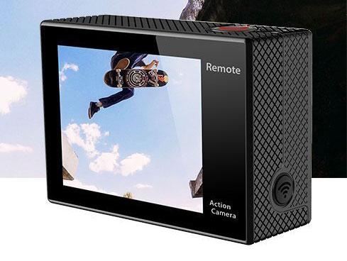 The EKEN V8s Native 4K EIS Action Camera - 3