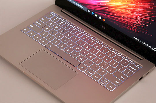 The Xiaomi Air 13 Notebook - 2