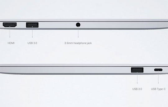 The Xiaomi Air 13 Notebook - 5