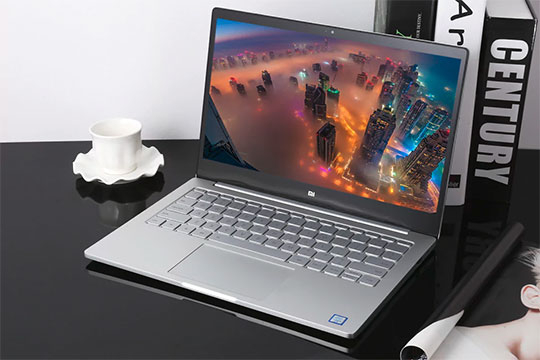The Xiaomi Air 13 Notebook