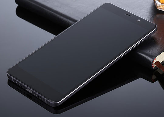 The Xiaomi Mi 5s Plus 4G Phablet - 6