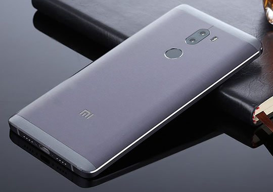 The Xiaomi Mi 5s Plus 4G Phablet - 7