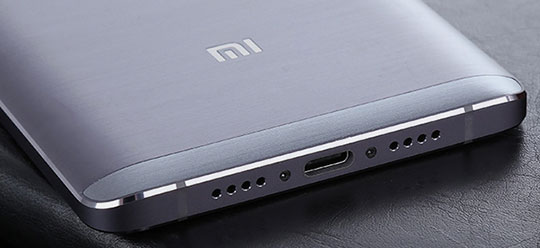 The Xiaomi Mi 5s Plus 4G Phablet - 8