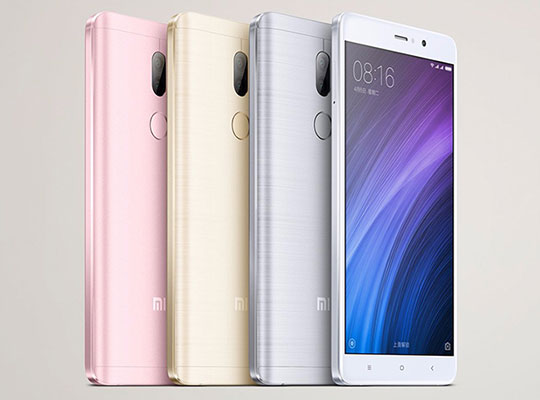 The Xiaomi Mi 5s Plus 4G Phablet