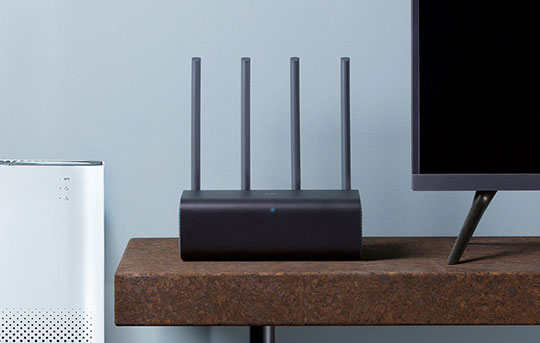 The Xiaomi Mi R3P 2600Mbps Wireless Router Pro - 4