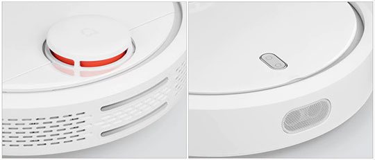 The Xiaomi Mi Robot Vacuum Cleaner - 5