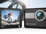 DBPOWER N6 4K WiFi Action Camera