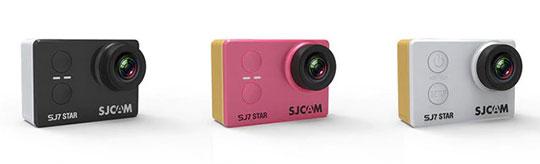 SJCAM SJ7 STAR Action Camera – 1