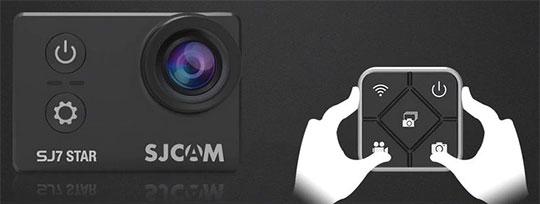 SJCAM SJ7 STAR Action Camera – 7
