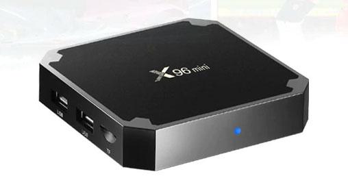 X96 Mini Android TV Box - 1