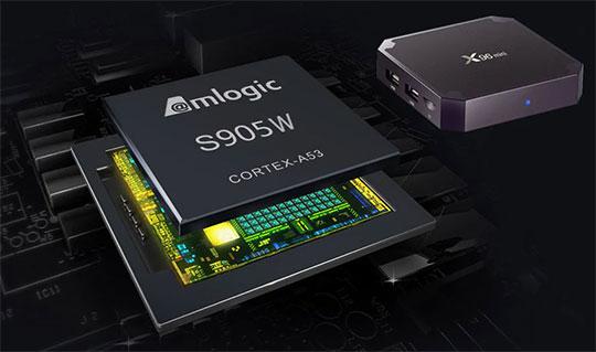 X96 Mini Android TV Box - 2