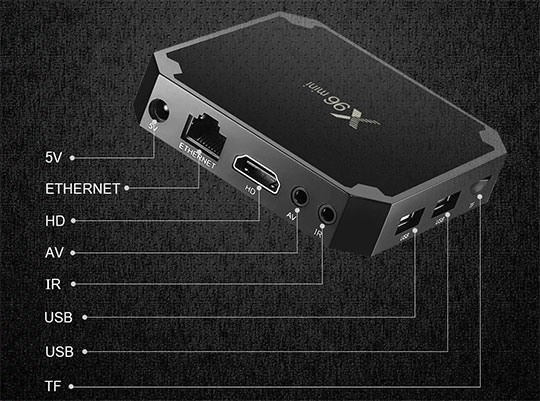 programming android tv box