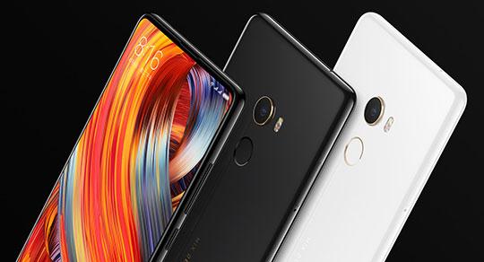Xiaomi Mi Mix 2 4G Smartphone - 3