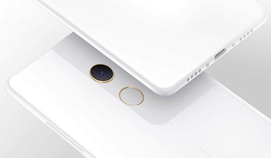 Xiaomi Mi Mix 2 4G Smartphone - 4