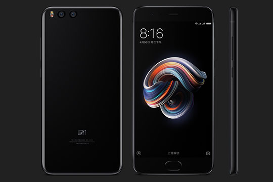 Xiaomi Mi Note 3 4G Smartphone - 1