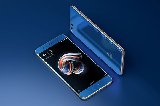 Xiaomi Mi Note 3 4G Smartphone