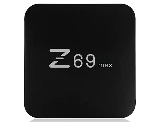 Z69 Max Android TV Box - 1