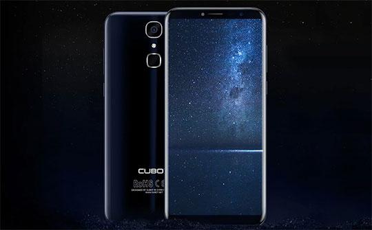 Cubot-X18-4G-Smartphone
