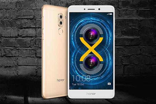 Huawei Honor 6X Smartphone