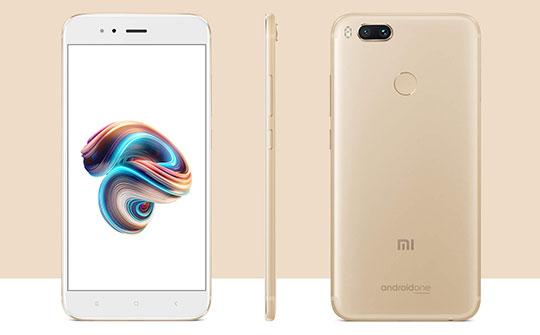 Xiaomi Mi A1 4G Smartphone - 4