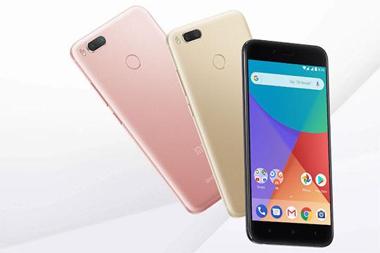 Xiaomi Mi A1 4G Smartphone