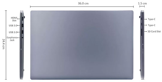 Xiaomi Mi Notebook Pro - 7