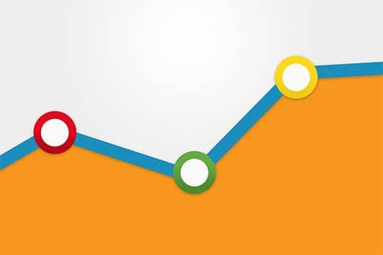 analytics-statistics-google-rank-graph-scale