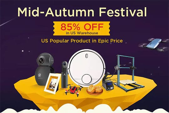 The Mid-Autumn Festival is Now Live on GearBest – Grab a Great Deal