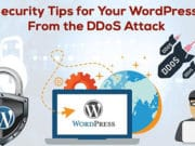 Top Security Tips for Your WordPress Site from the DDoS Attack