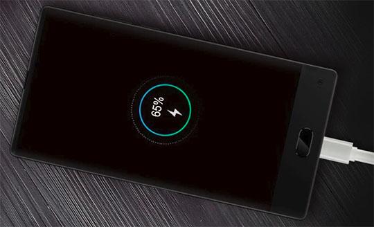 MAZE Alpha 4G Smartphone - 4