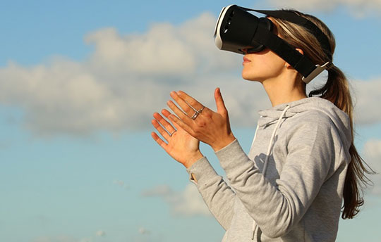 virtual-reality - Tech Trends that Will Completely Alter How We Live