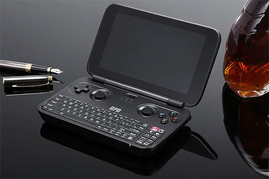 GPD WIN Handheld PC Game Console