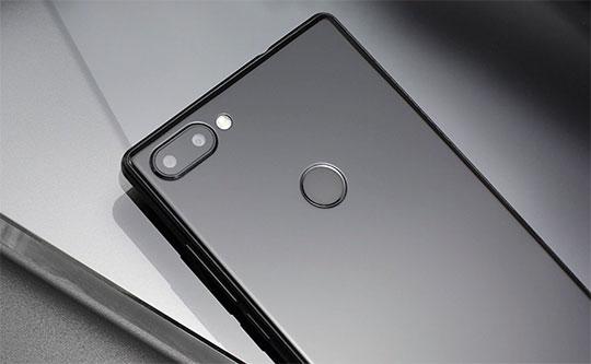 Vernee Mix 2 Smartphone - 3