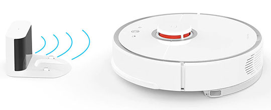 Roborock S50 Smart Robot Vacuum Cleaner – 3