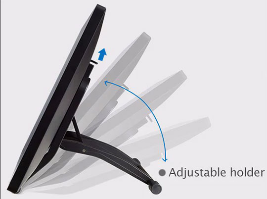 UGEE UG - 2150 Drawing Tablet with P50S Pen - 4