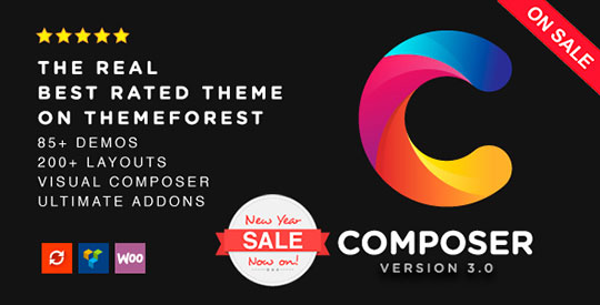 Composer-WordPress-Theme