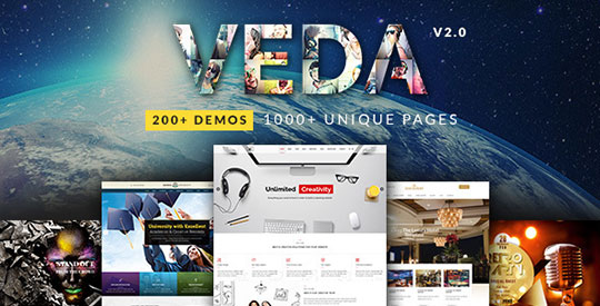 VEDA-WordPress-Theme