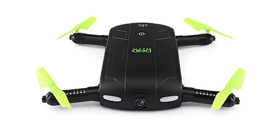 DHD D5 RC Pocket Drone - 2