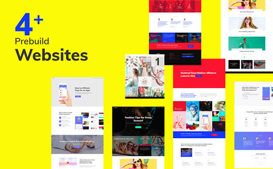 Magic-Multipurpose-Creative - WordPress Business Themes