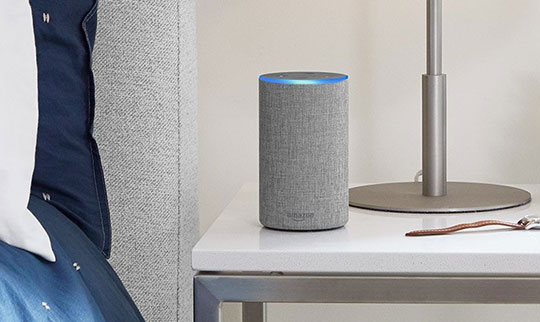 Smart Home Gadgets 2018 - Amazon-Eco-Smart-Assistant