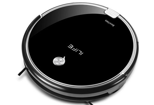 ILIFE-A6-Smart-Robotic-Vacuum-Cleaner