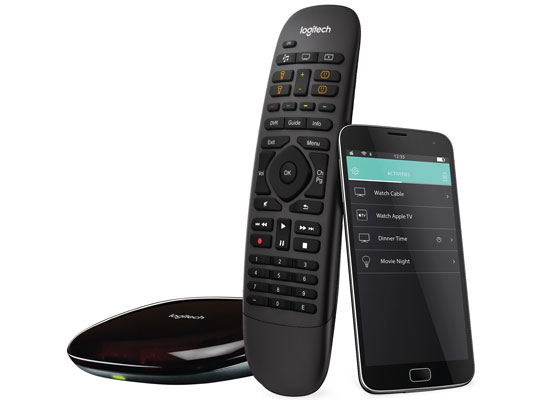 Smart Home Gadgets 2018 - Logitech-Harmony-Companion-Smart-Universal-Remote