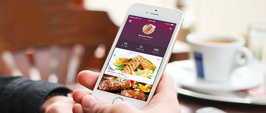 Flat-Mobile-App-UI