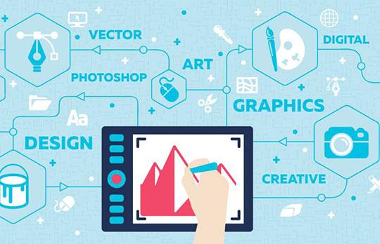 Game Design vs Graphic Design - graphic-web-creative-design