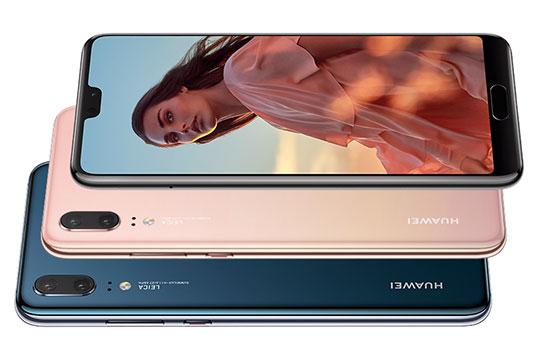 HUAWEI P20 Smartphone - 2